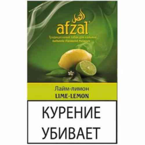 купить Табак Afzal - Lime Lemon 50г оптом