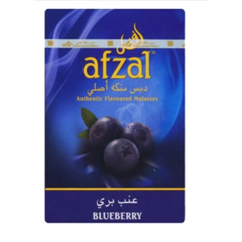 купить Табак Afzal - Blueberry 50г оптом