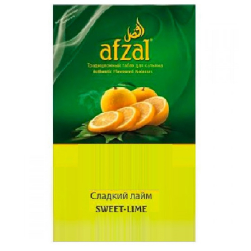 купить Табак Afzal - Sweet Lime 50г оптом