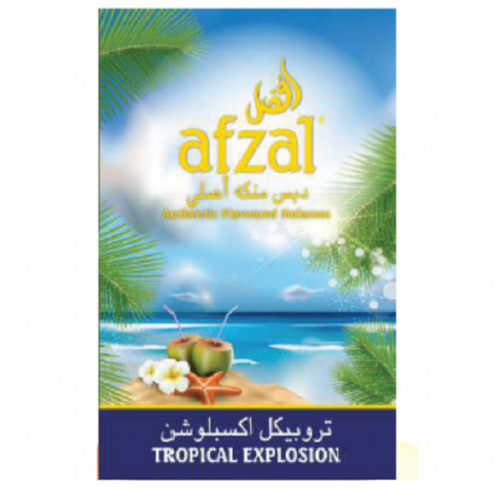 купить Табак Afzal - Tropical Explosion 50г оптом